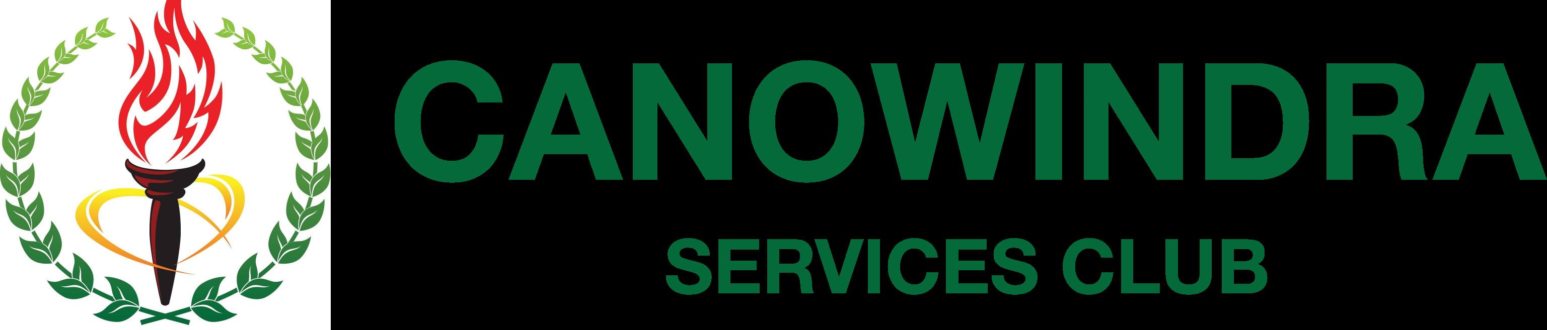 Canowindra Services Club Logo